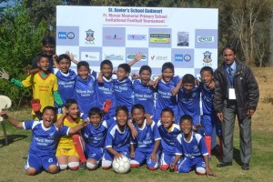 St. Xavier and Little Angel's Enter Final In 22nd Father Moran Memorial Cup - Khel Dainik