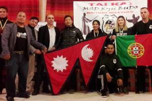 Two Golds for Nepal in Morocco - Khel Dainik