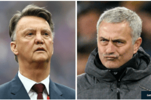"""Mourinho more boring than me"", Van Gaal - TexasNepal"