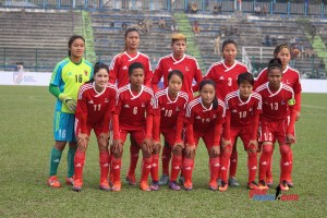Women's Football Team Moves 3 steps up - TexasNepal
