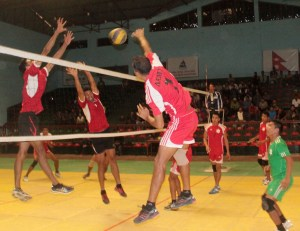 volleyball semifanal