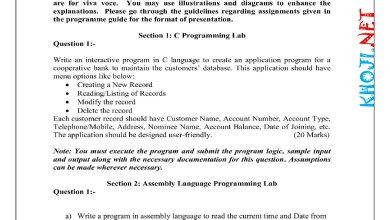 MCSL-017 Solved Assignment For IGNOU MCA 2018-19 PDF Solution
