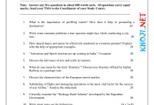 TS-2 Solved Assignment 2018-19 IGNOU BTS English Medium in PDF