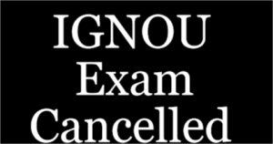 BCA and MCA Exams ReScheduled by IGNOU Check New Dates