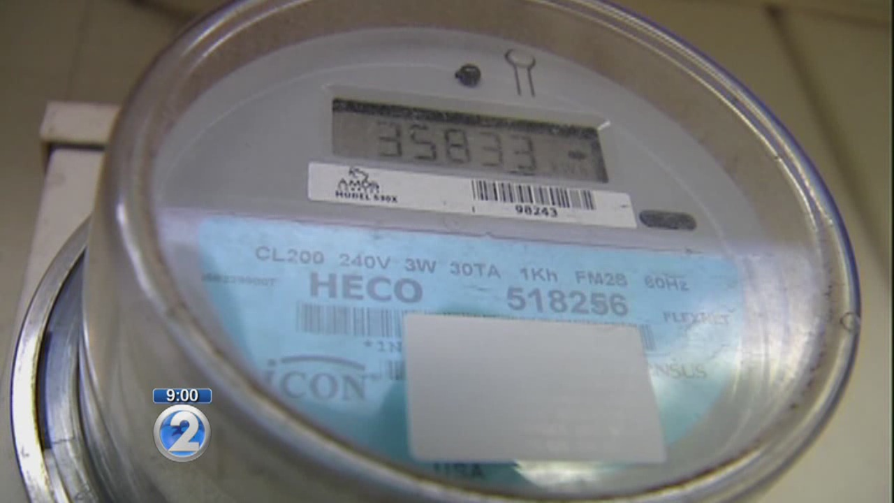 Electric bills lower due to lower oil prices