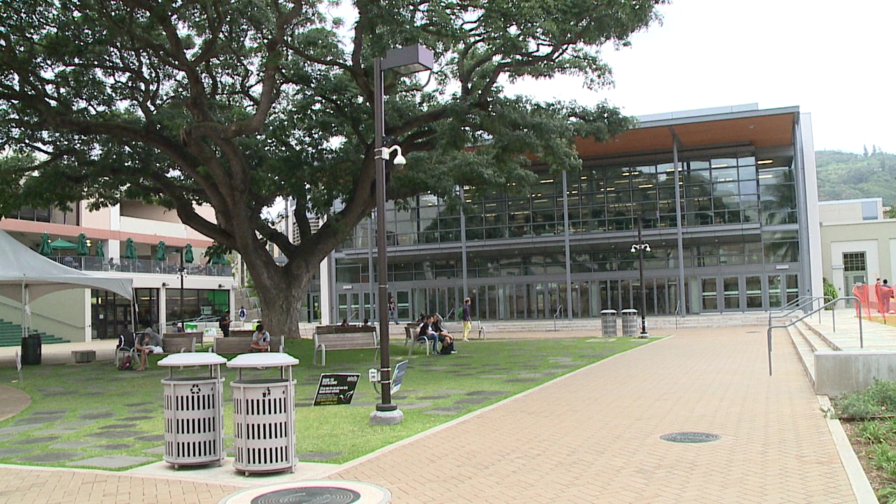 university of hawaii uh campus_81708