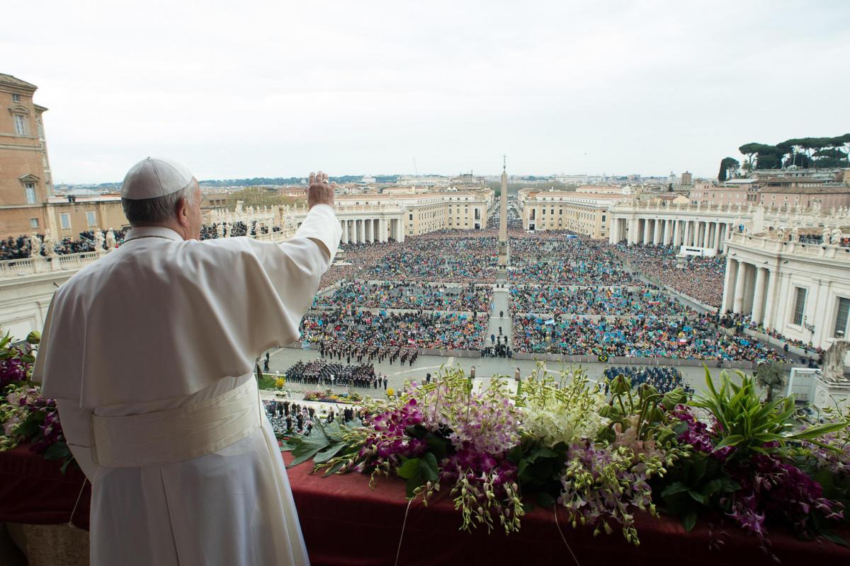 Vatican Pope Easter_87277