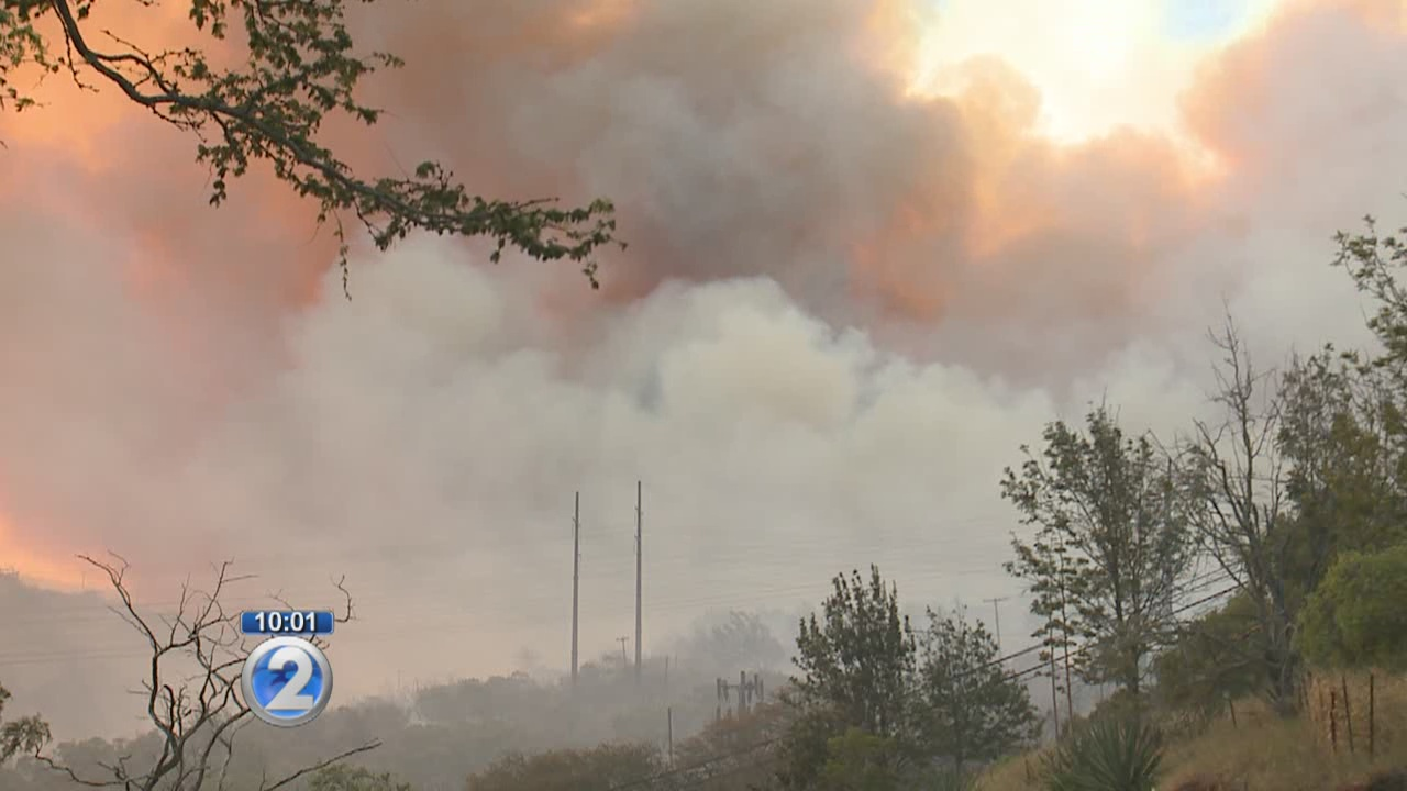 HFD warns of brush fire risk as dry conditions approach
