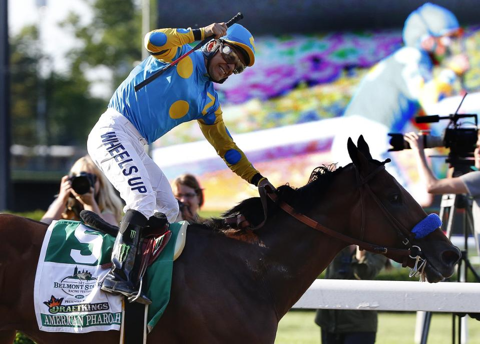 Belmont Stakes Horse Racing_98495