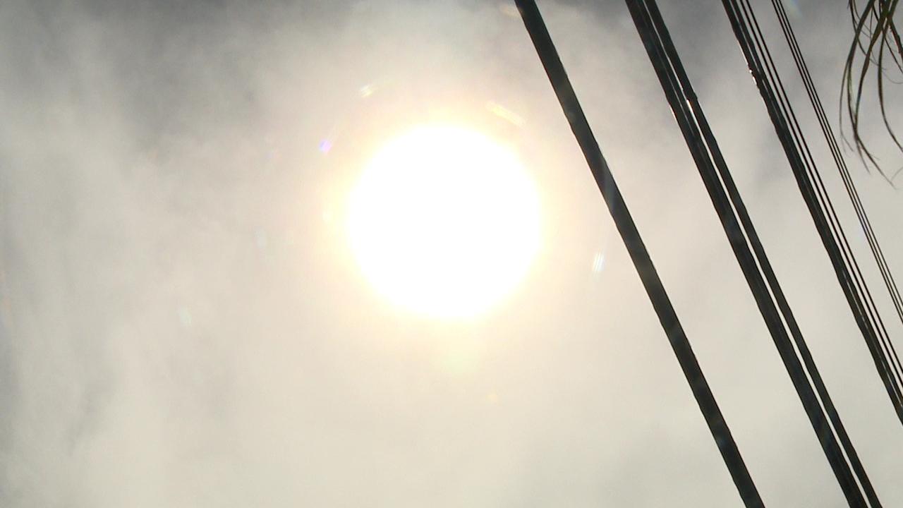 summer heat sun temperature_101853
