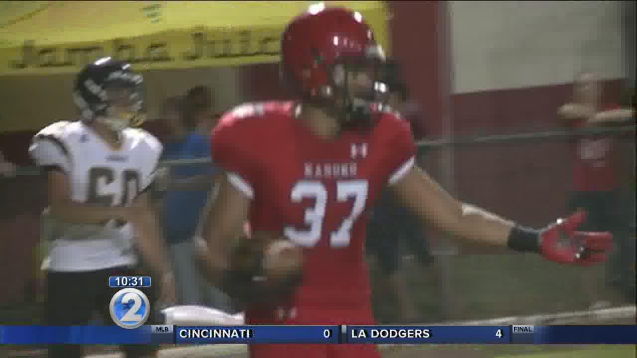 #Cover2 Hawai'i high school football scores 8/28