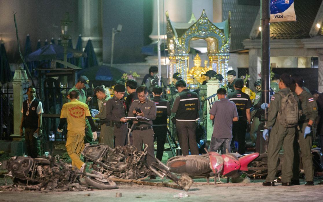 Thailand Explosion_111768