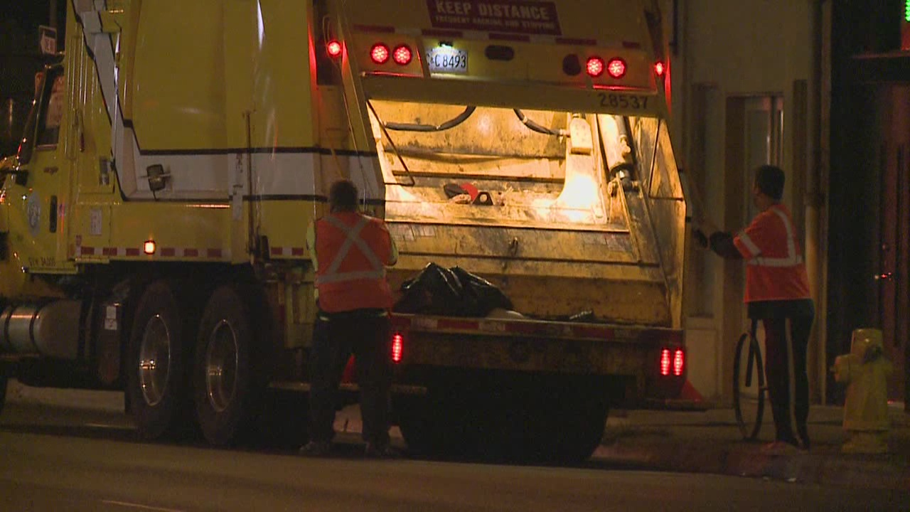 City, union hammer out trash pickup solutions during hours-long meeting
