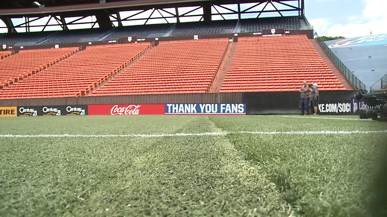 Aloha Stadium turf_132582