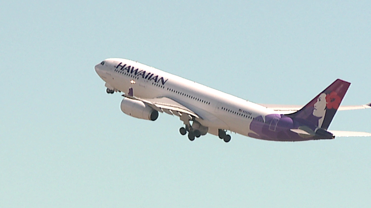 hawaiian airlines plane_122337