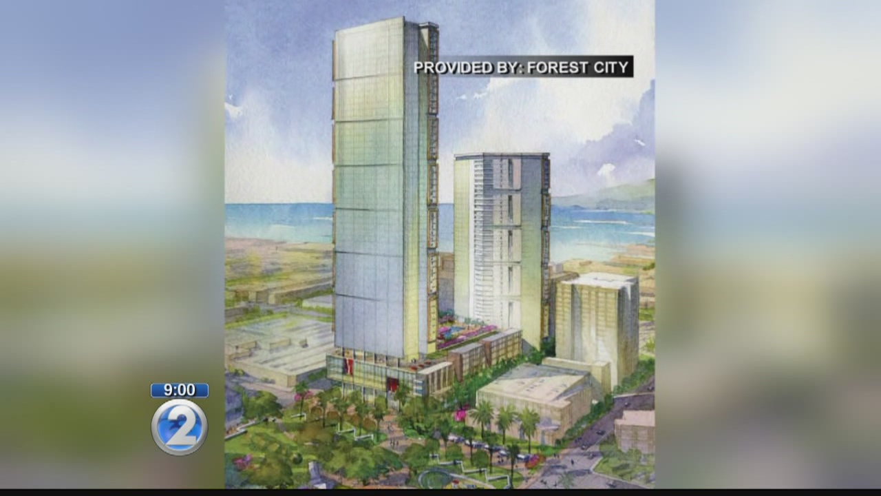 Developer proposes to build a new school in Kakaako