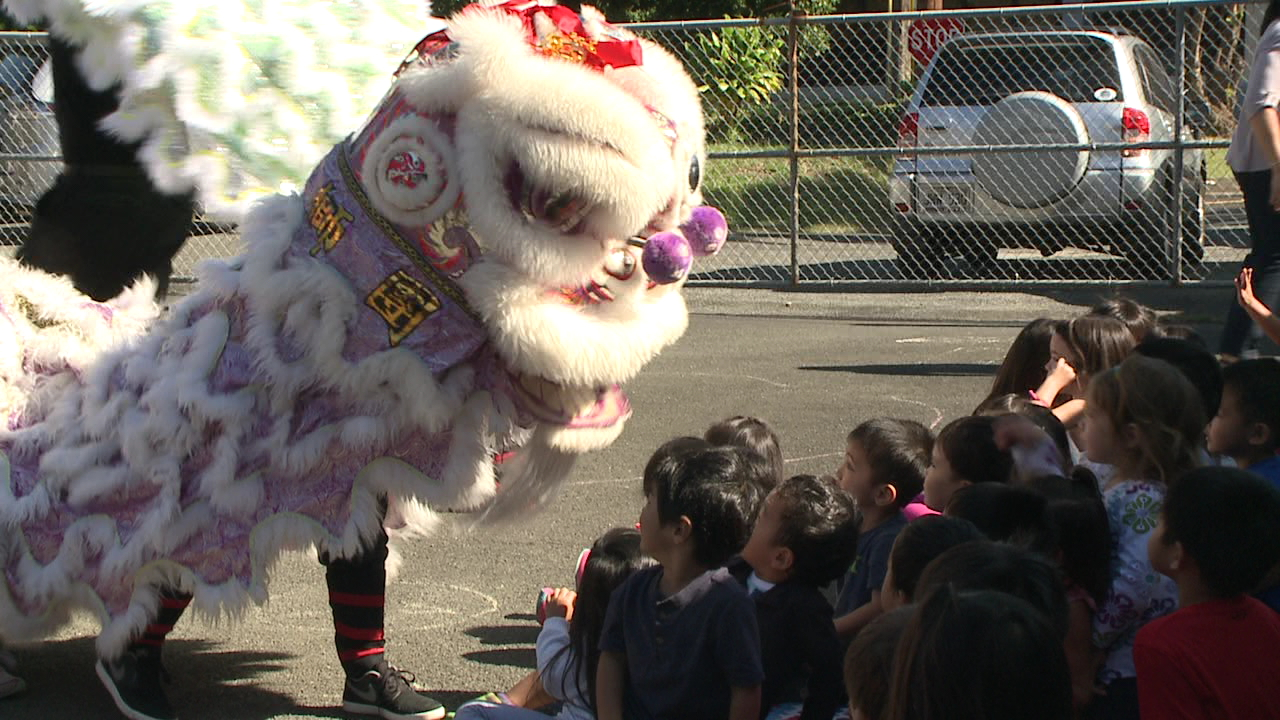 queen emma preschool lion dance_142191