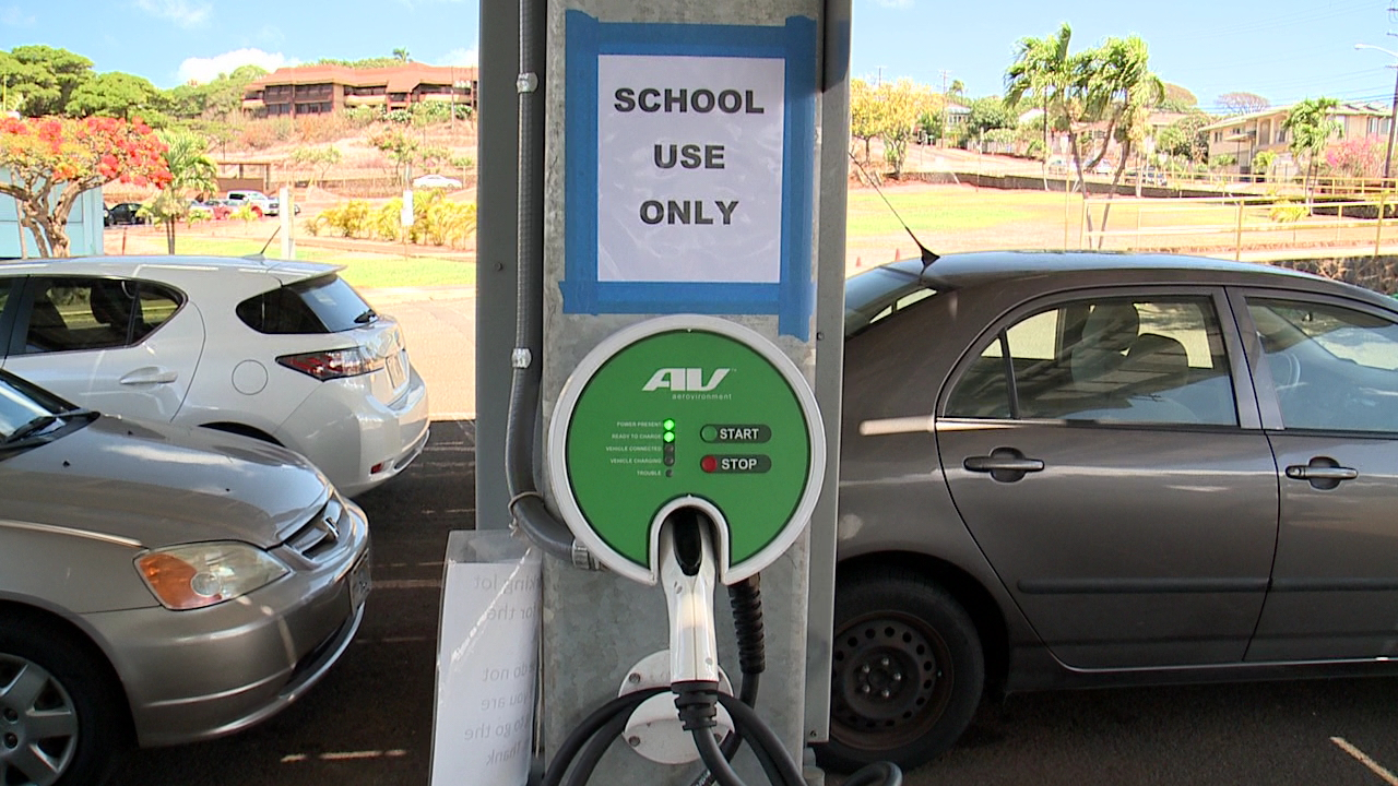 kaimuki middle school electric vehicle charger_164026