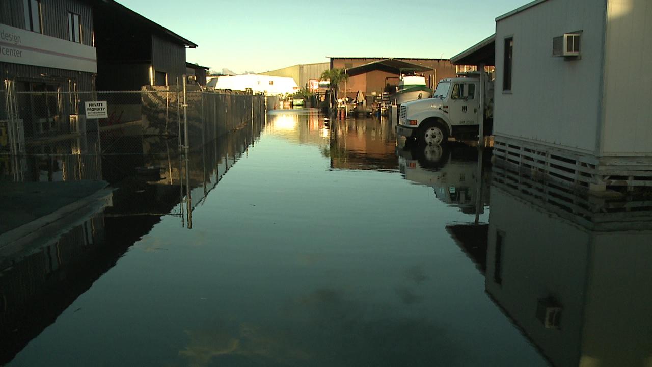 Mapunapuna flooding_160629