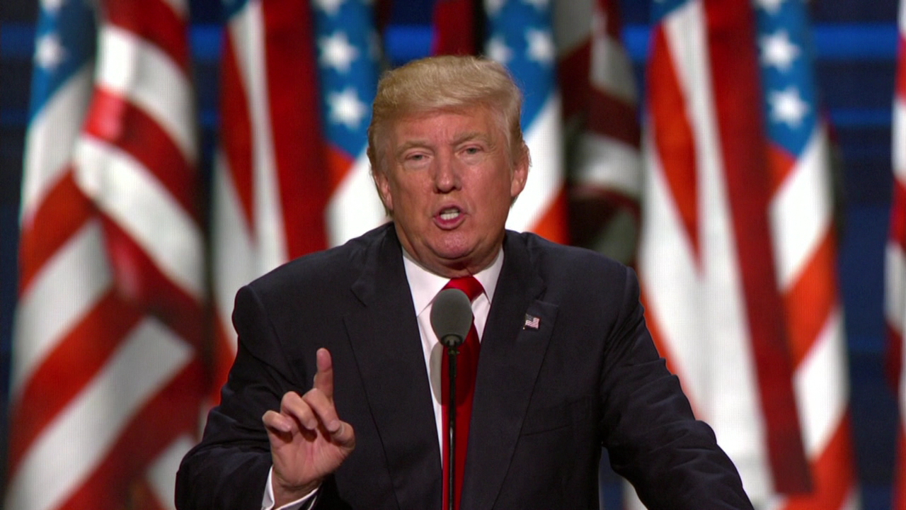 Donald Trump GOP convention_167310