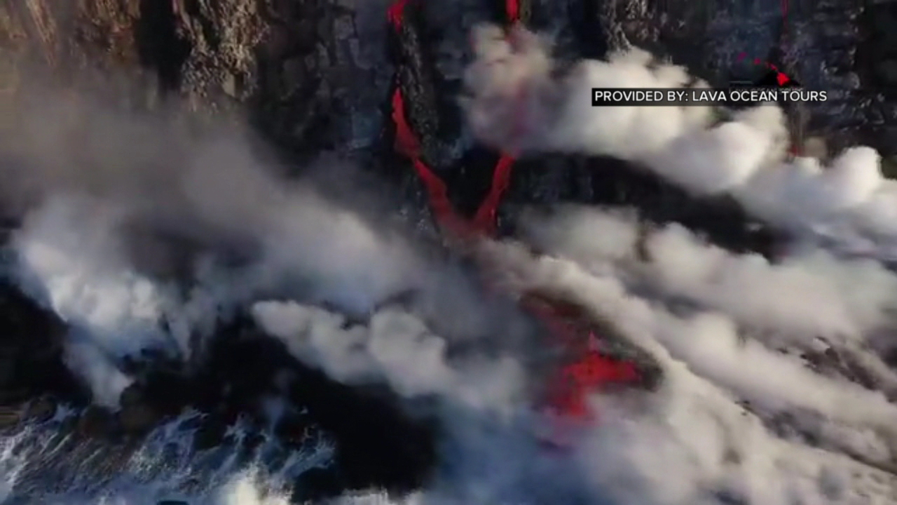 lava viewing ocean footage provided by lava ocean tours_168471
