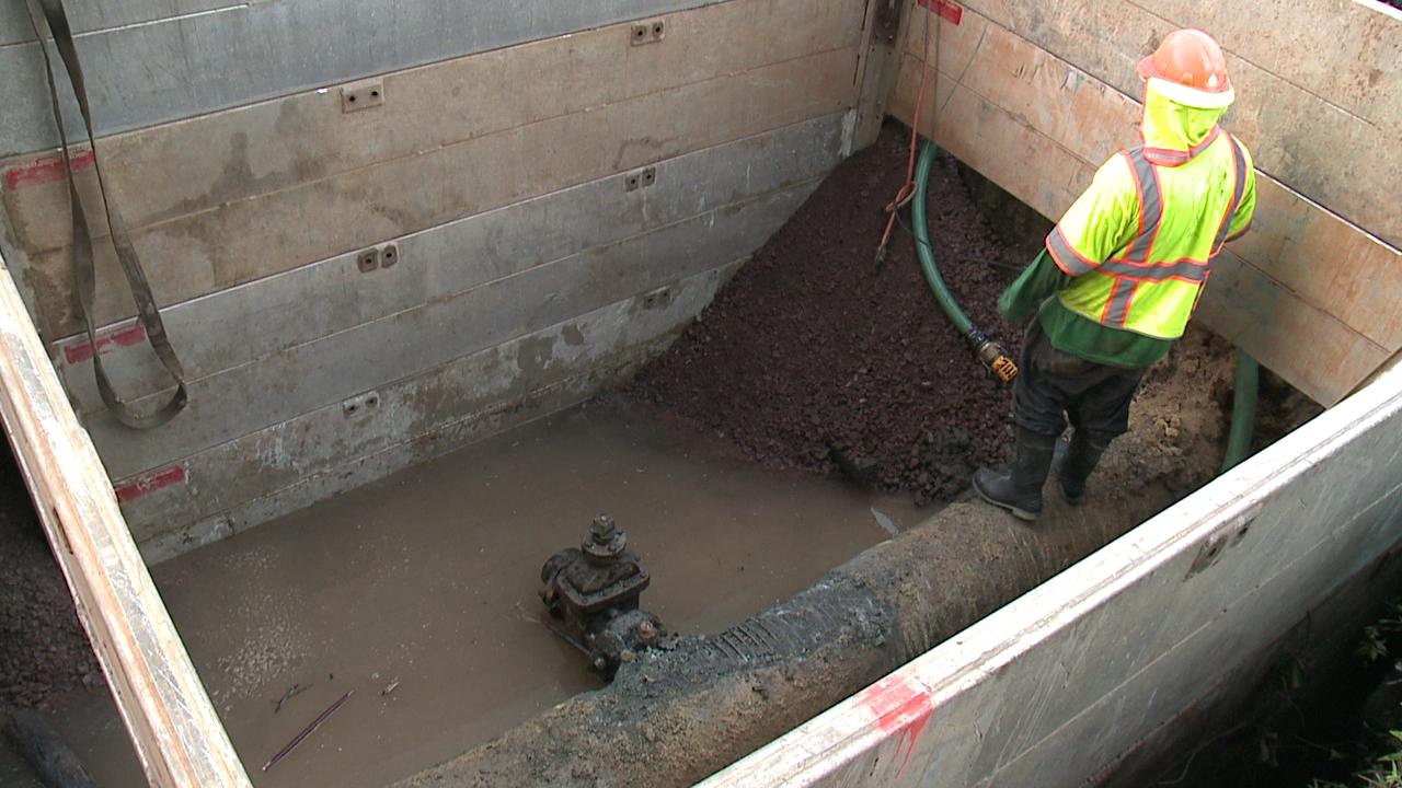 punaluu sink hole inside_167981