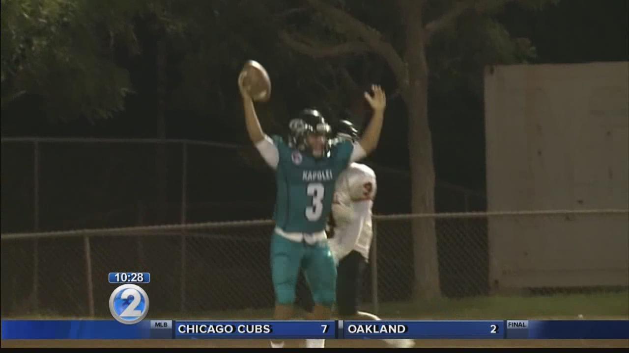 #Cover2 Hawai'i high school football scores 8/5/16