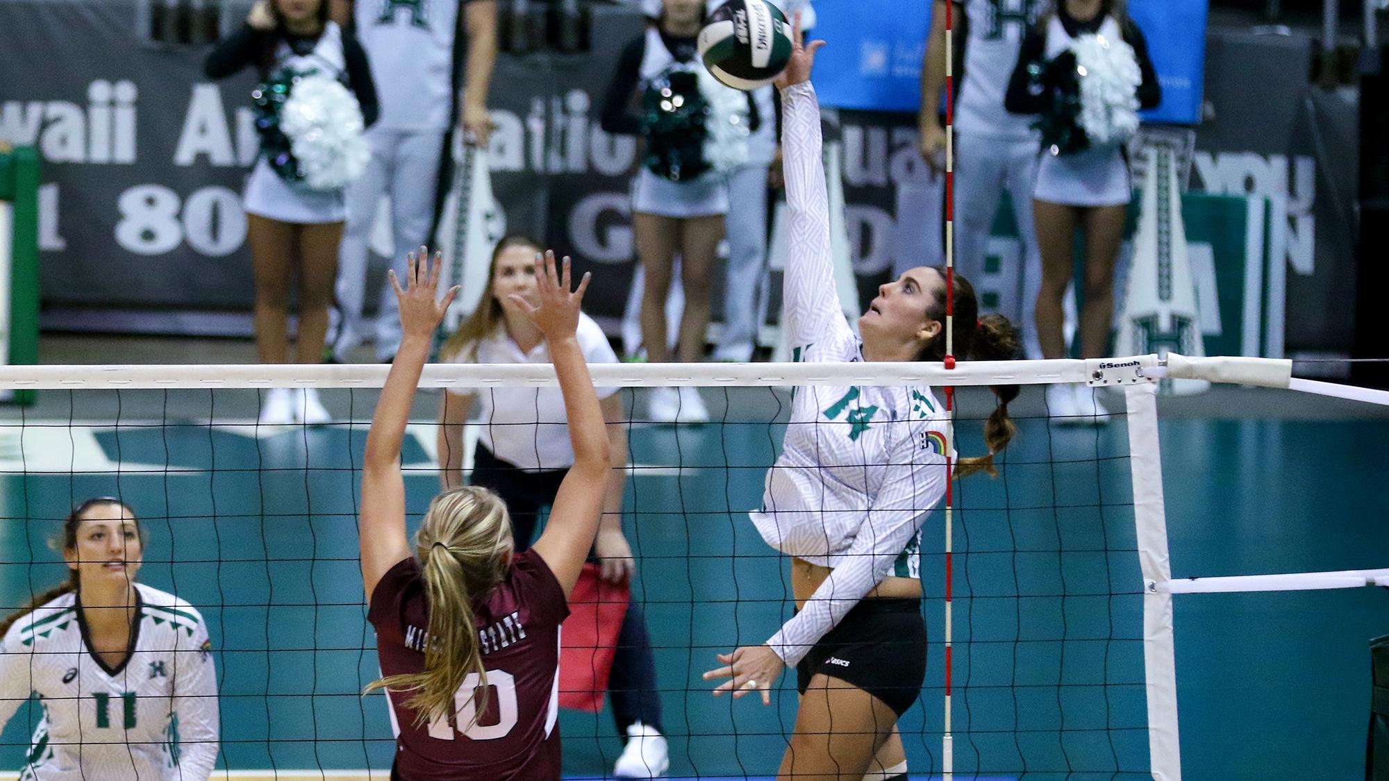 NCAA Women's Volleyball_ Missouri State Bears vs Hawaii Rainbow Wahine_173313