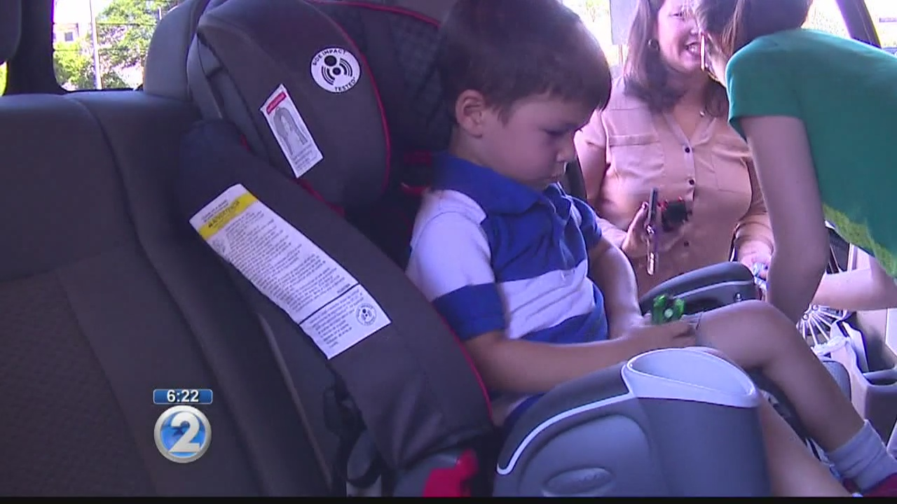 Ask HPD: What is the law on leaving a child in a car unattended?