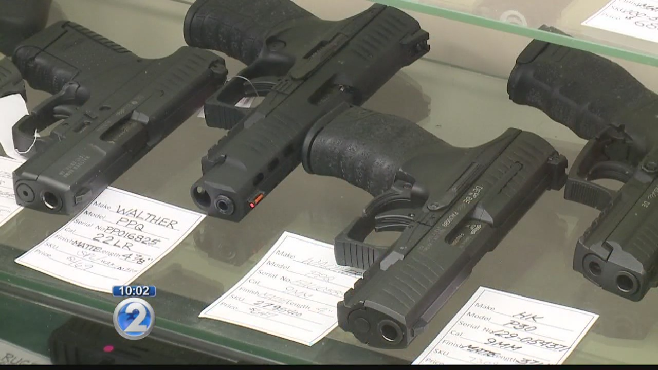 Measures in place to keep guns out of the wrong hands, but do they work?