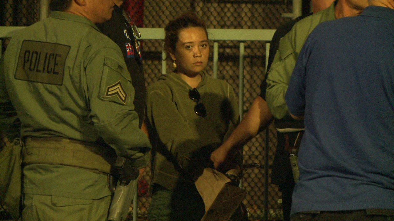 hailey dandurand arrest EDIT_234053