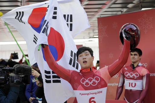Pyeongchang Olympics Skeleton_241939