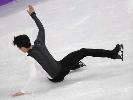 Pyeongchang Olympics Figure Skating Men_242067