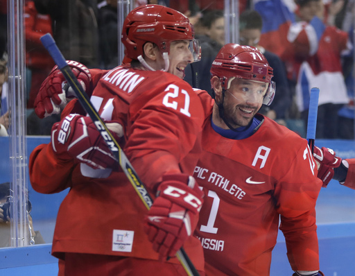 Pyeongchang Olympics Ice Hockey Men_242051