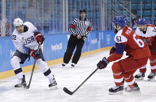 Pyeongchang Olympics Ice Hockey Men_242872
