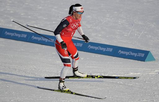 Pyeongchang Olympics Cross Country Women_242926