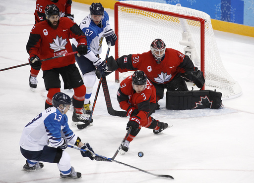 Pyeongchang Olympics Ice Hockey Men_242925