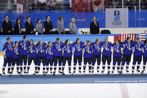 Pyeongchang Olympics Ice Hockey Women_243140