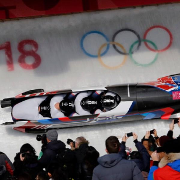 Pyeongchang Olympics Bobsled_243629