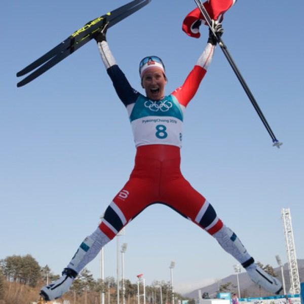 Pyeongchang Olympics Cross Country Women_243678