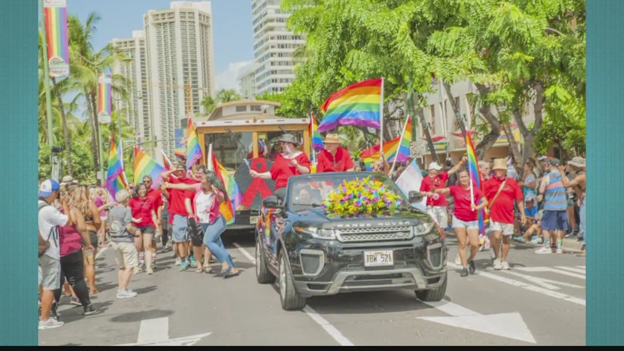 Honolulu Pride Celebrates the Rainbow with parade and festival