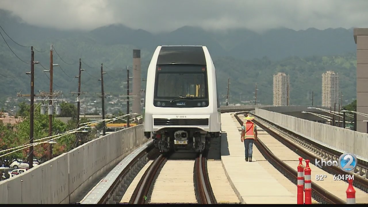 Honolulu voters to see 5-part question relating to rail on ballot