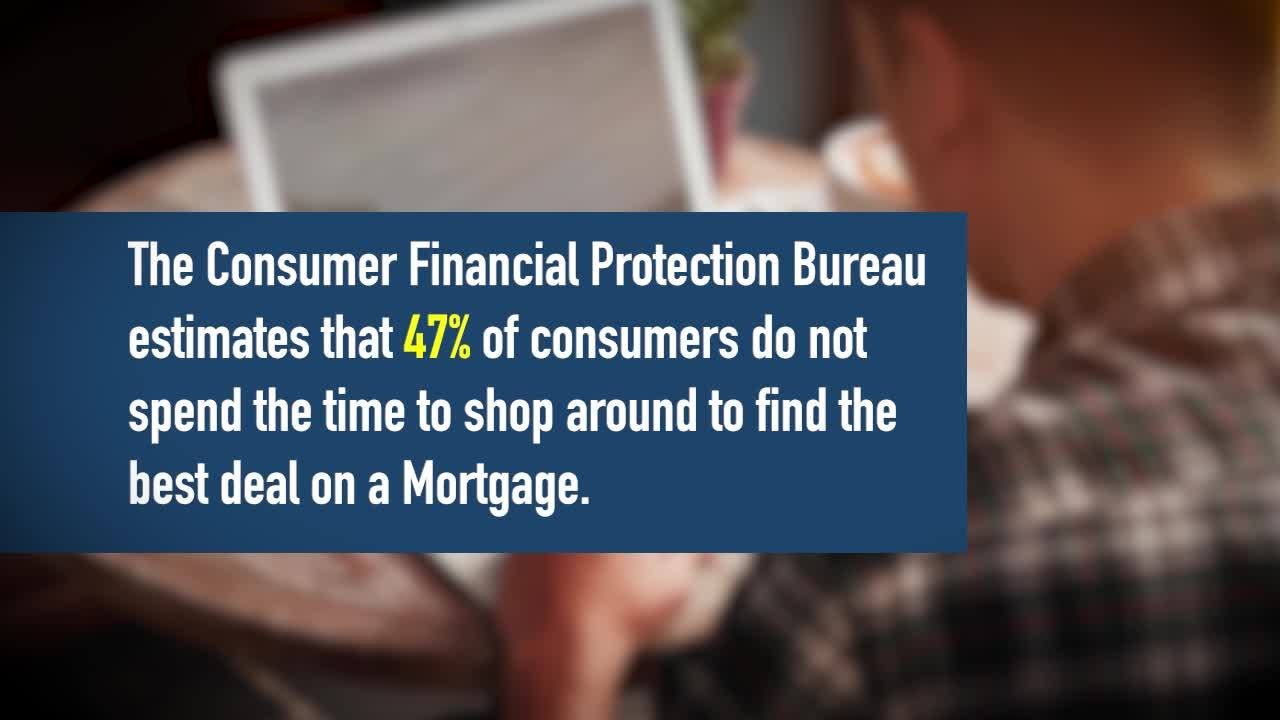 Shopping for the best mortgage