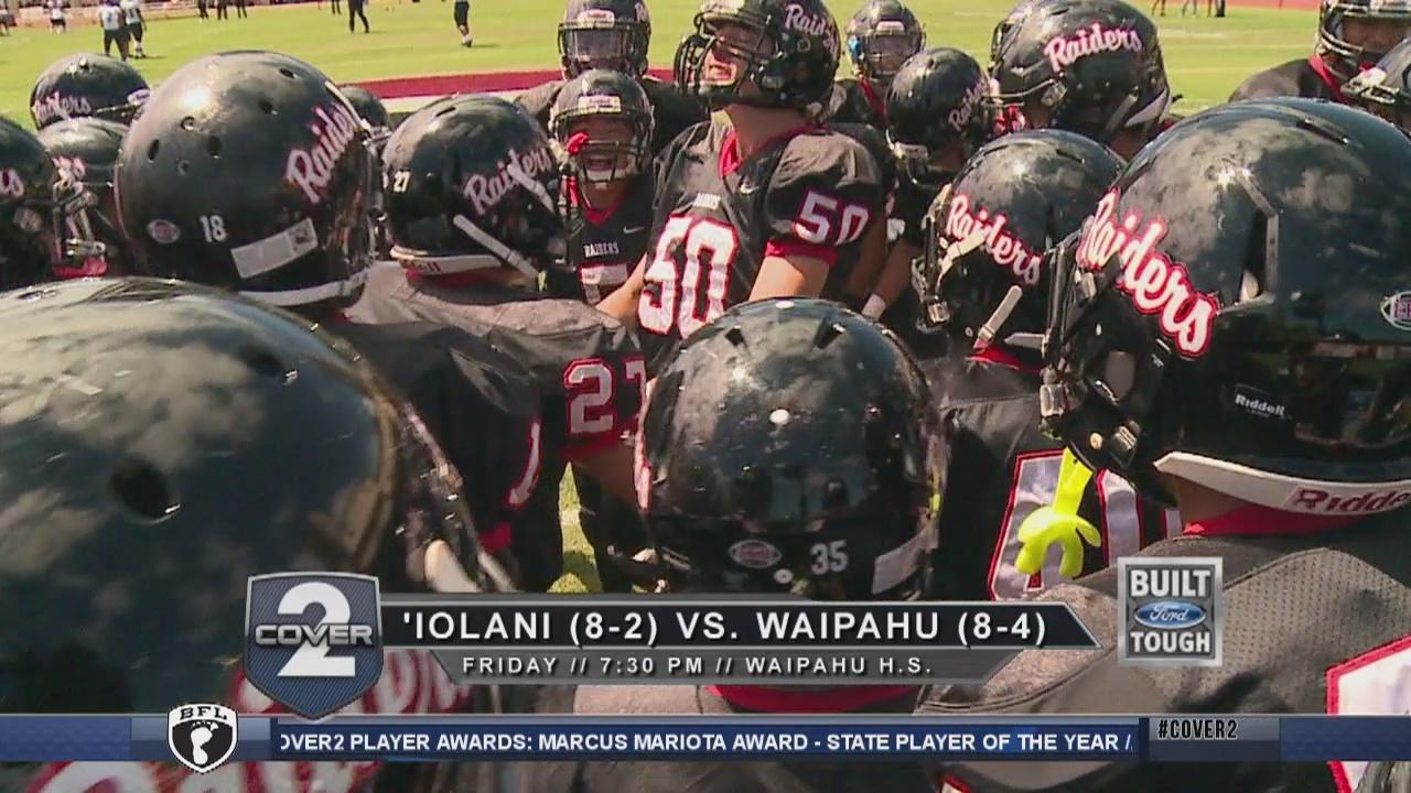 Built FORD Tough Match Up:Iolani vs. Waipahu