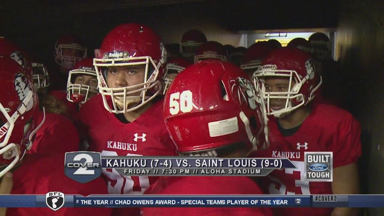 Built FORD Tough Match Up:Kahuku vs. Saint Louis
