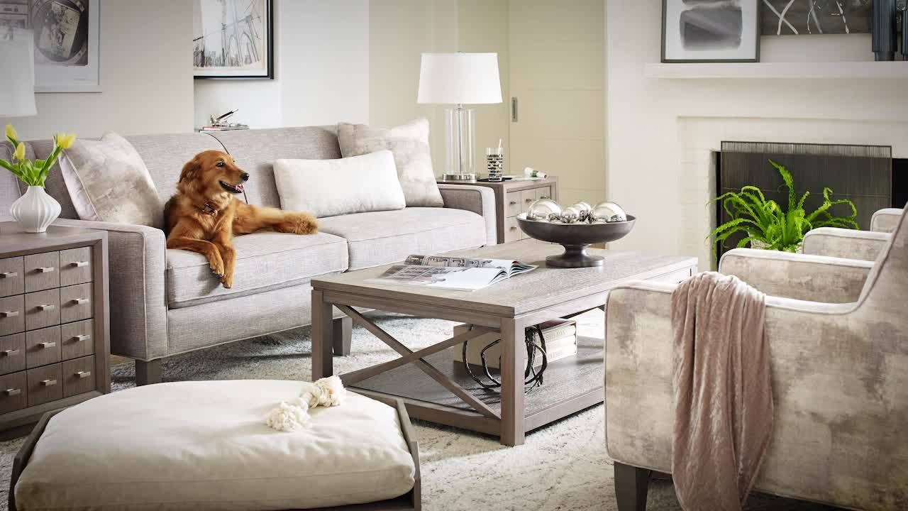 The best furniture when you live with pets