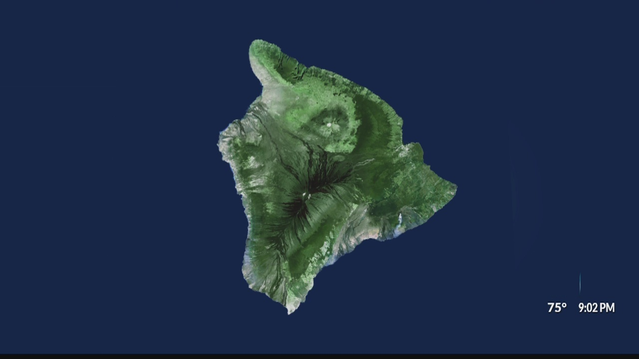 Woman killed in Hawaii island crash