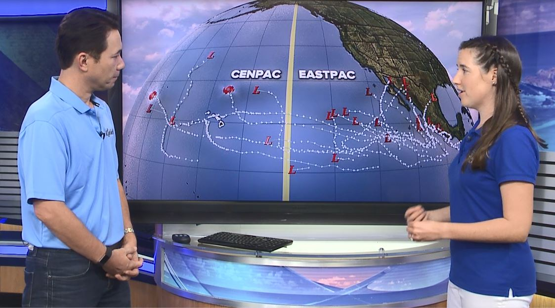 808 Weather with Cruz and Nuge: Wrapping up the 2018 Hurricane Season