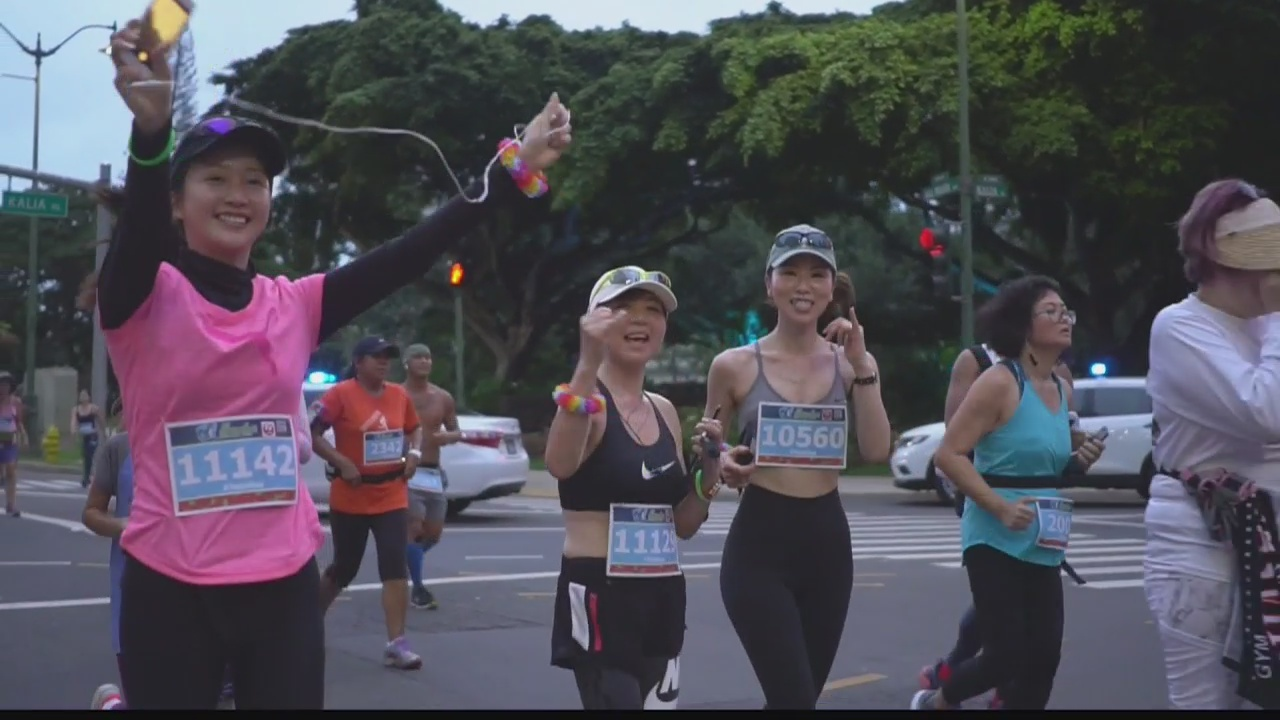 Hapalua and Kings Runner 10K