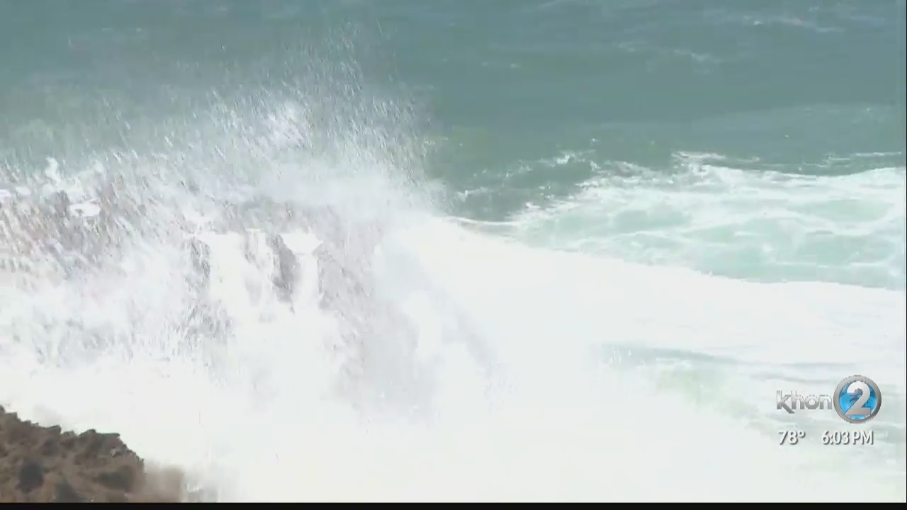 Ocean Safety is taking extra precautions on the North Shore as storm approaches